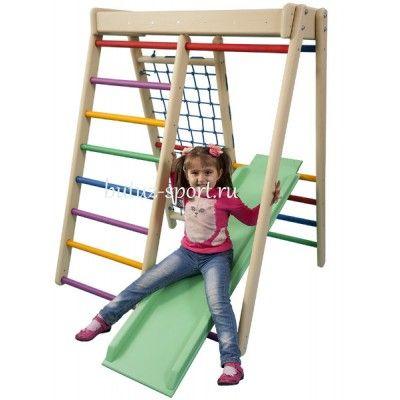 Детский спортивный уголок  для дома Геркулес