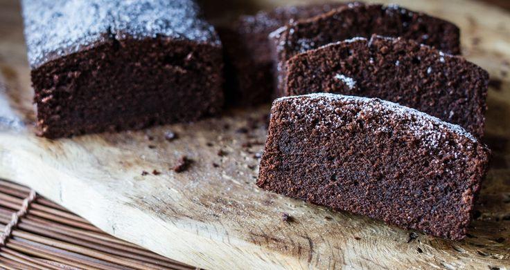 Σοκολατένιο Pound Cake | Άκης Πετρετζίκης