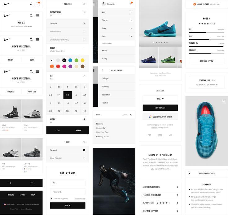 Nike.com — Instrument