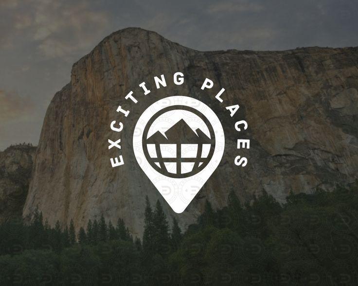 Exciting Places by (C)Edoudesign  #places #travel #beauty #landscape #adventure  #edoudesign #logomaker #symbol #mark #logo #logotype #typetopia #typetopialogolove #calligritype #goodtype #designspiration #logoplace #logoinspirations #typografi #typematters #thedesigntip #thedailytype #typography #handmadefont #logodesigns #logodesigners #lettering #typeverything #brand #branding