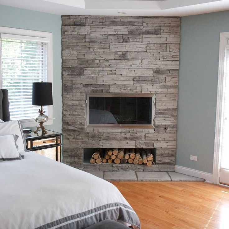 Genial Give The Stunning Look To Your Home By Adding Stone Veneer For Fireplace.  Visit Us
