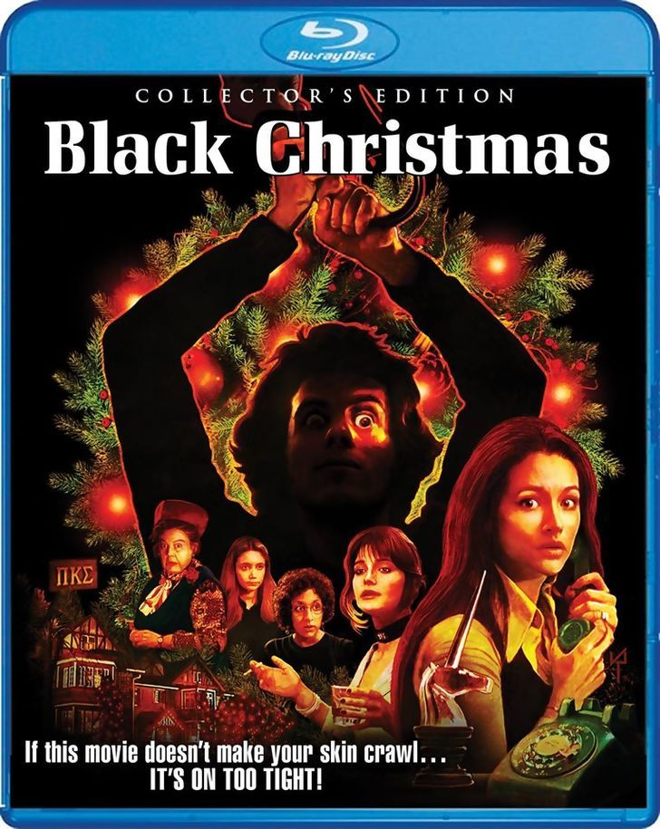 Directed by Bob Clark. With Olivia Hussey, Keir Dullea