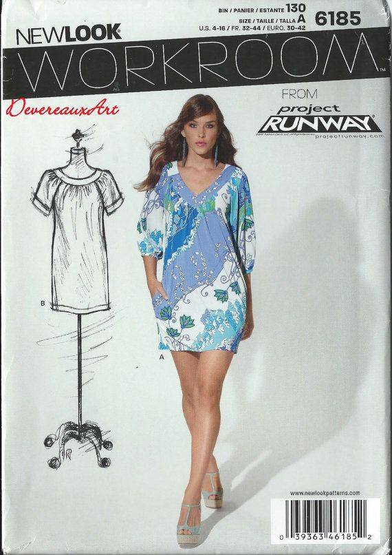 New Look Sewing Patterns Online Gallery - origami instructions easy ...