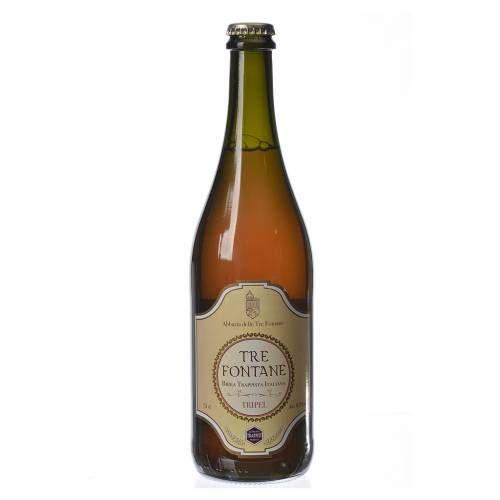 Cerveza Trappista de los Monjes de 'Tre Fontane' 75 cl   venta online en HOLYART
