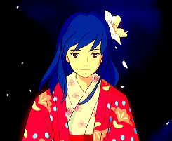 "Jacob's Studio Ghibli Gif/Screencap Challenge: 5 Female Characters: Naoko Satomi""Life is wonderful, isn't it?"""