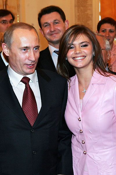 President Vladimir Putin is now rumored to have a second love child with former Olympian gymnast Alina Kabaeva