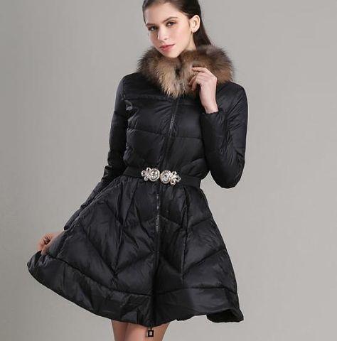 Зимняя куртка пальто Dolly