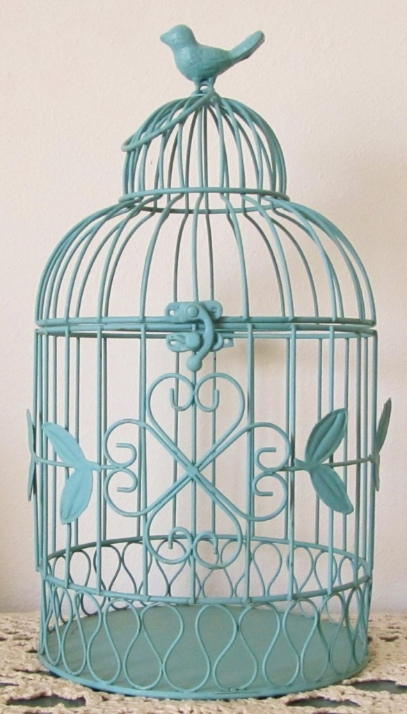 Bird cage $24