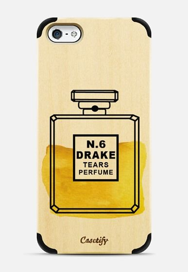 Drake Tears iPhone 5 case by Lauren Davis | Casetify