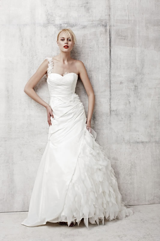 Style 2375 from Benjamin Roberts 2013 Collection