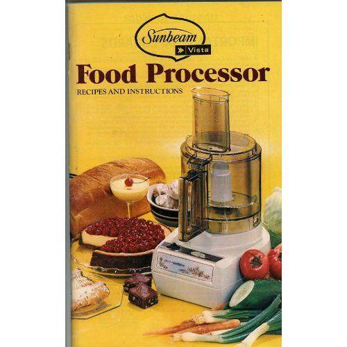 17 best food processor recipes images on pinterest food sunbeam food processor recipes and instructions forumfinder Images