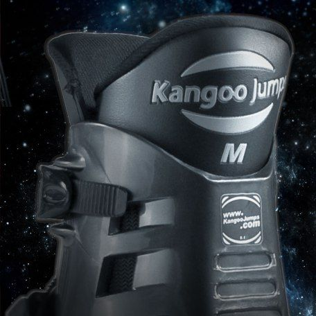 The back of each KJ shoe features the official website www.kangoojumps.com and Kangoo Jumps logo in addition to sizing information. The adult model has a serial number that begins with the letter S. #TrustTheOriginal
