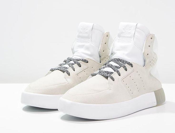 Adidas Originals TUBULAR INVADER 2.0 Baskets montantes core brown/white, Baskets femme Zalando