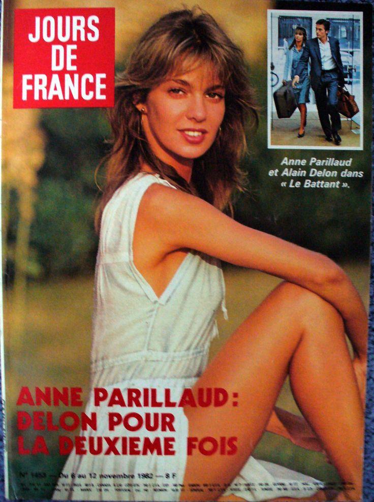 Couverture 1453 du magazine JOURS DE FRANCE avec Anne Parillaud, Alain Delon…