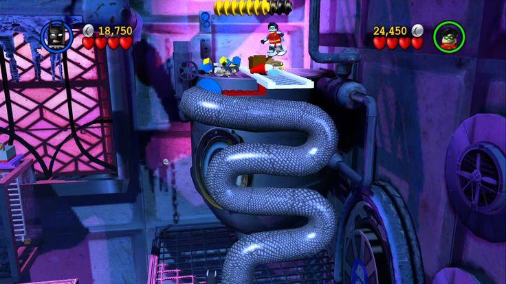 LEGO Batman The Video Game Walkthrough Episode 12 The