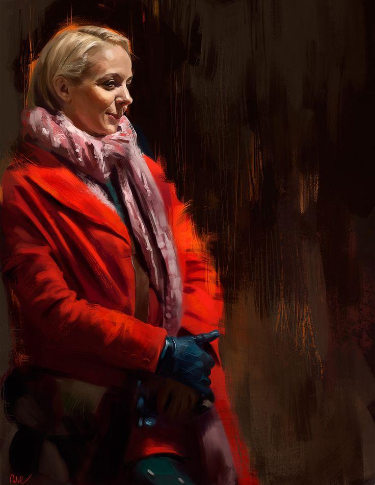 Mary Morstan by Namecchan.deviantart.com on @deviantART