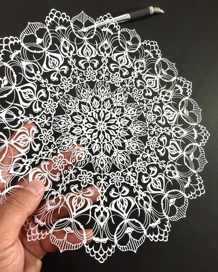17 Best images about paper cutting art on Pinterest