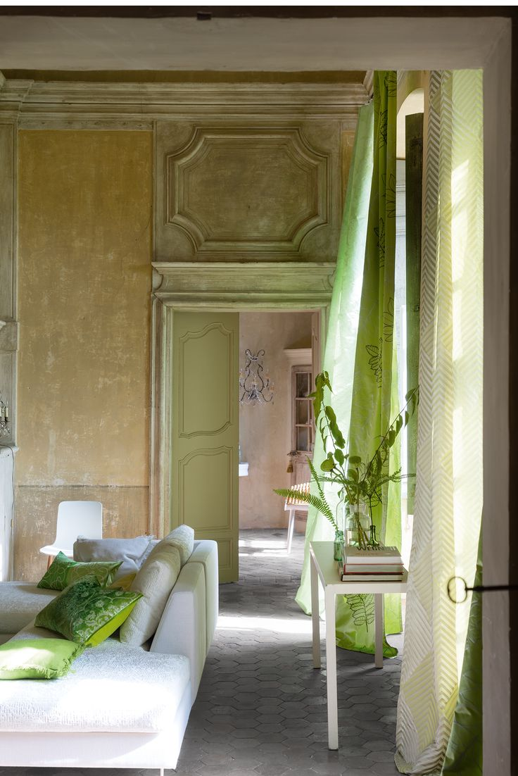Designers Guild Marquisette silks 25 best Couture