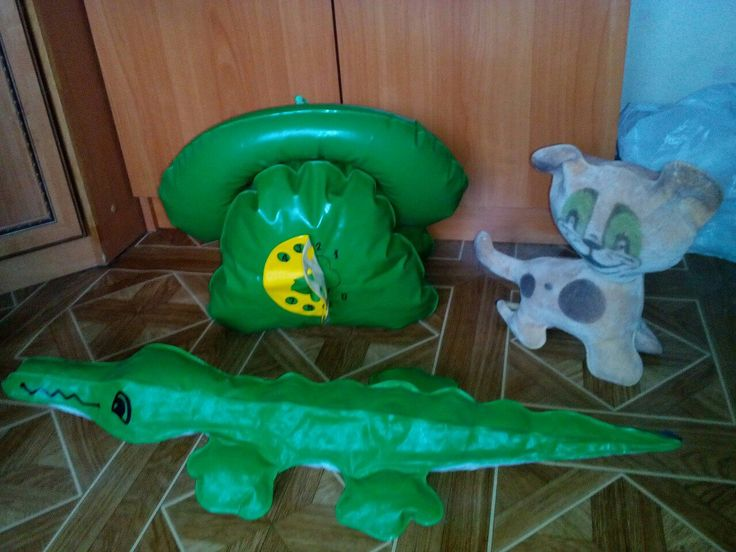 Надувной телефон. Игрушки СССР - http://samoe-vazhnoe.blogspot.ru/ #игрушки_надувные