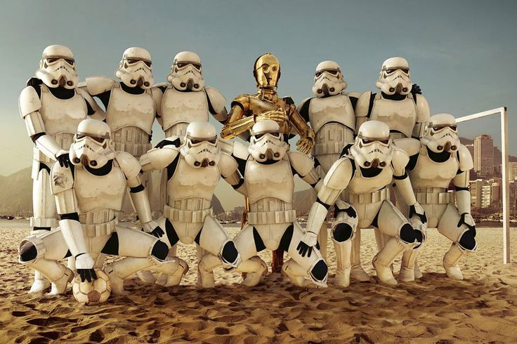 VISA #welcometobrazil Worldcup 2014 Campaign featuring The Simpsons & Star Wars • Highsnobiety