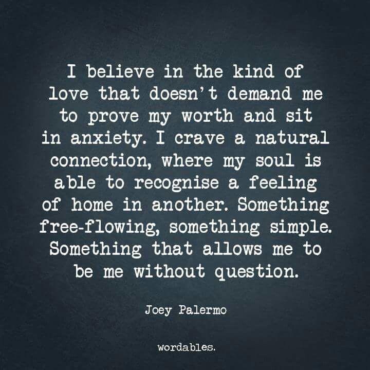 True Love, Counterpoint, Understanding, Romance, Soul
