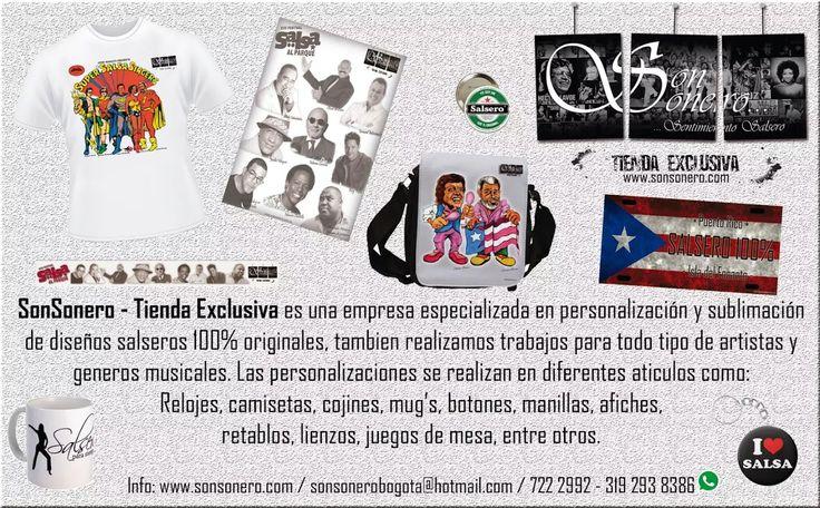 Foto: Servicios - SonSonero... Tienda Exclusiva