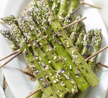 Ideas for Grilled Asparagus