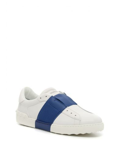 VALENTINO Open Sneakers. #valentino #shoes #sneakers