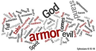 Recently in my Bible study, I came across Ephesians 6:10-18 which describes the armor of God. While I'd read the passage before this time it really struck a chord in my heart. I'd heard of the armor of God before, but what does it really mean? The book of Ephesians is thought to have been … … Continue reading →