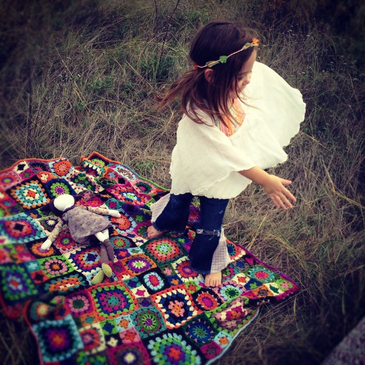 Hippie style kids photoshoot with TWINty Photography @aprilrankin