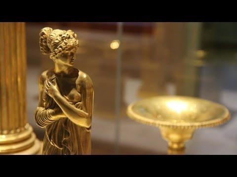 Schloss Charlottenburg Palace (Inside) - In A Berlin Minute (Week 130) [HD]