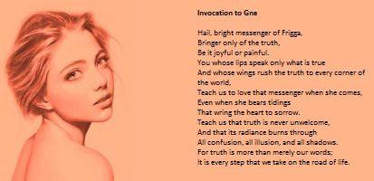 Invocation to Gna by Henke76 on DeviantArt