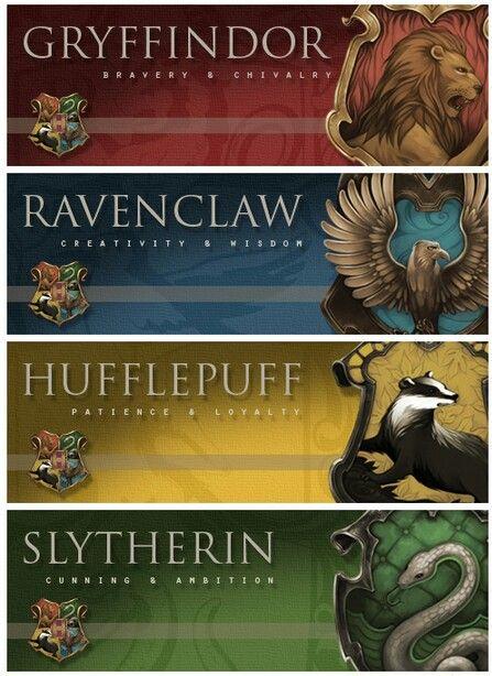 M s de 1000 ideas sobre casas hogwarts en pinterest - Test de harry potter casas ...