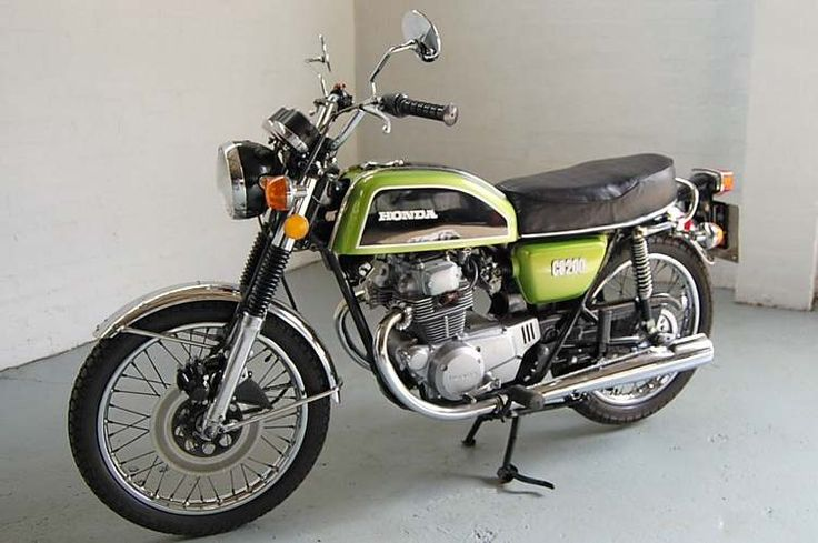 Honda CB200 For Sale. Classic Bikes Wanted. Classic Bikes For Sale. Classic Bikes wanted by Spurr Classic Cars.