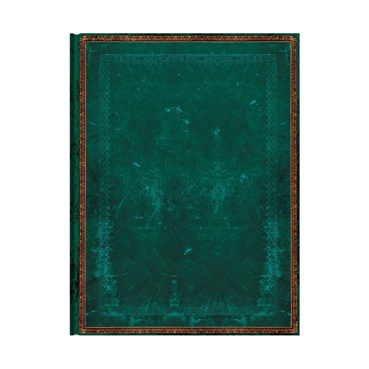Paperblanks Old Leather Viriduan Vert Ultra