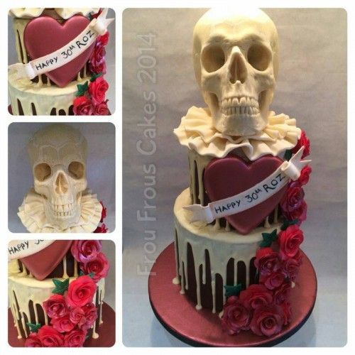 Inspiration fra nettet / Some inspirational cakes found around the web