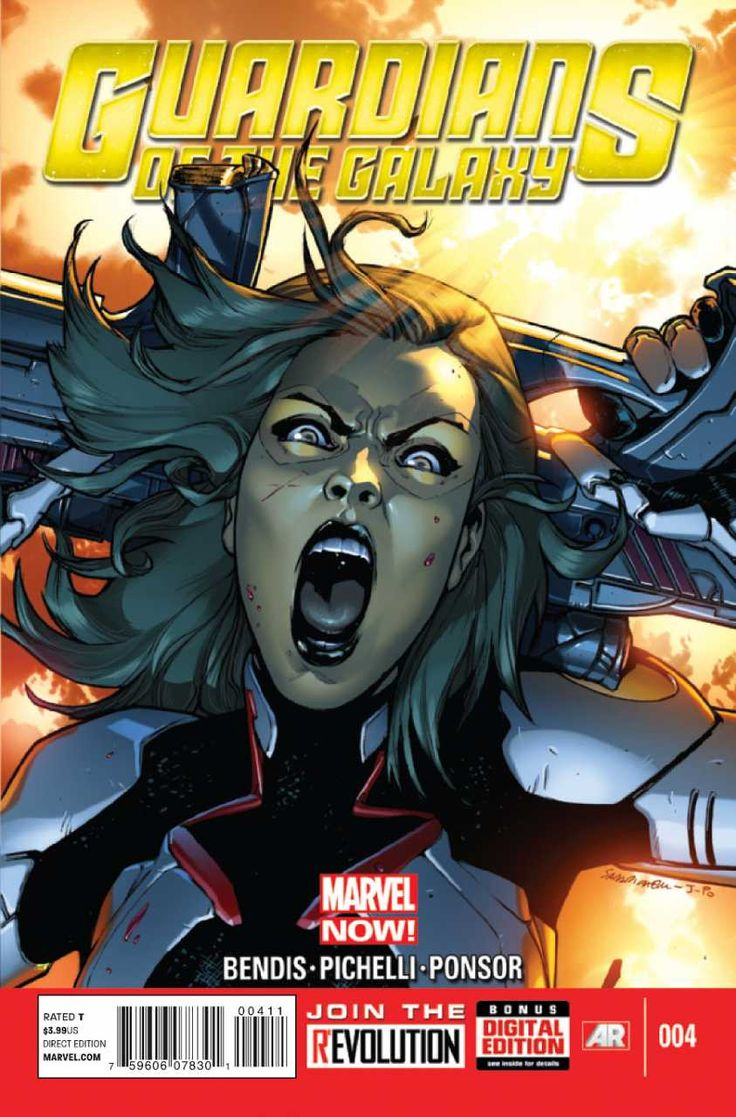 Guardians of the Galaxy #4 (Issue)