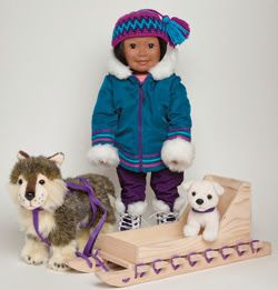 ethnic designer dolls from around the world - One of the greatest things about Maplelea as a company is how much ...