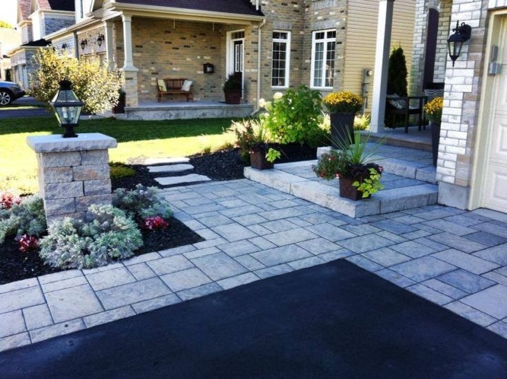 461 best images about driveway landscaping and curb appeal for Soft landscaping ideas