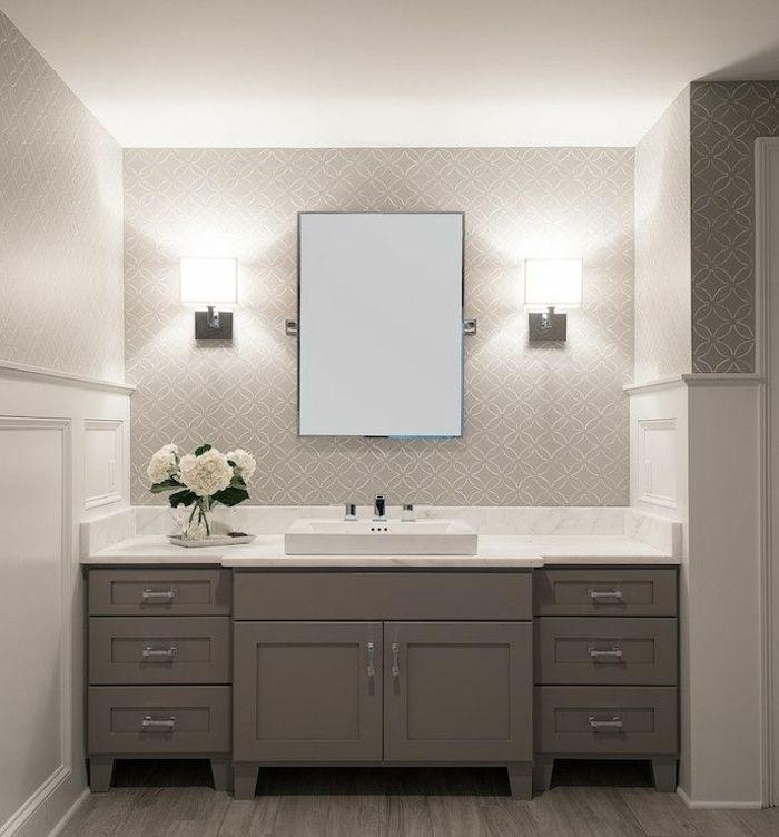 217 besten Wanddeko für ein modernes Zuhause Bilder auf Pinterest - wandgestaltung im badezimmer