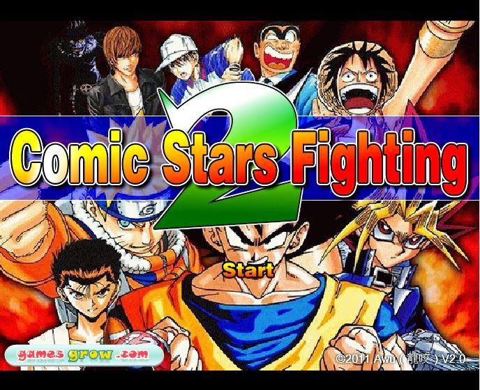 One Piece Comic Stars Fighting 2 [Flash Game for PC] - One-Piece Games | Android, PS, PC, Online
