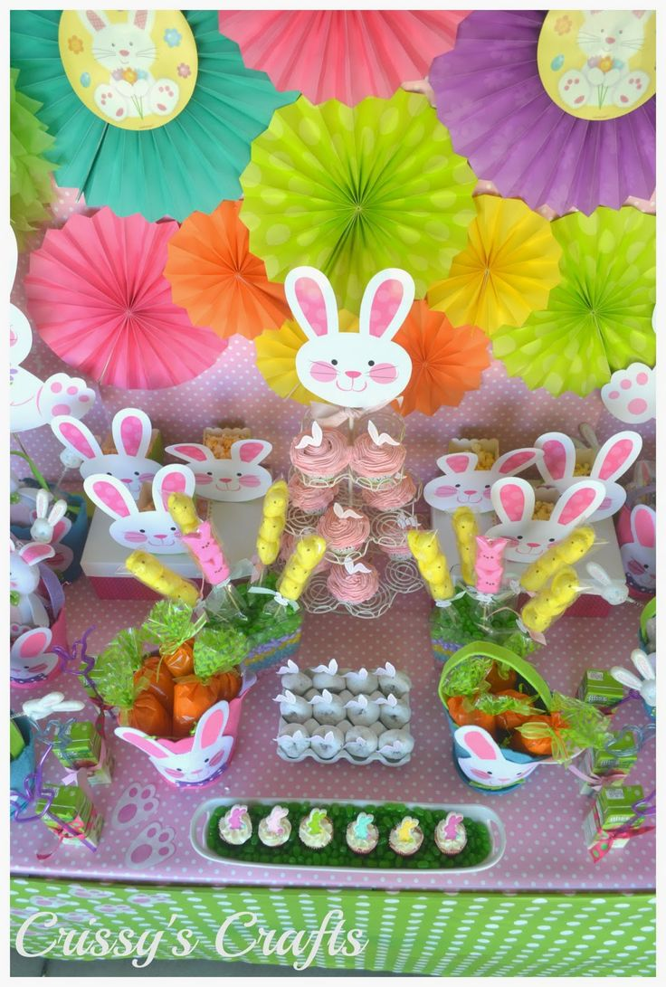 Crissy's Crafts: Spring/Easter Celebration Ideas