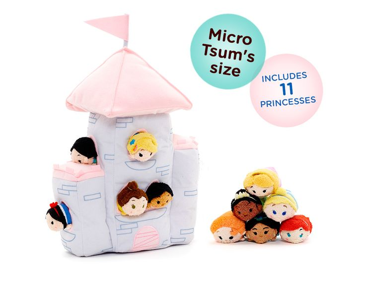 New Disney Princess Micro Tsum Tsum Set Coming Soon! | Disney Tsum Tsum