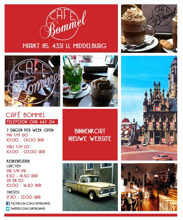 Cafe Bommel