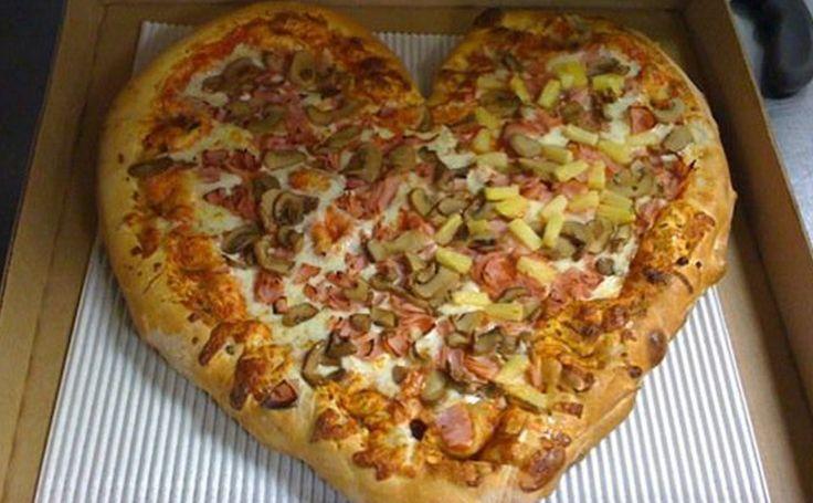 Pizza dla zakochanych
