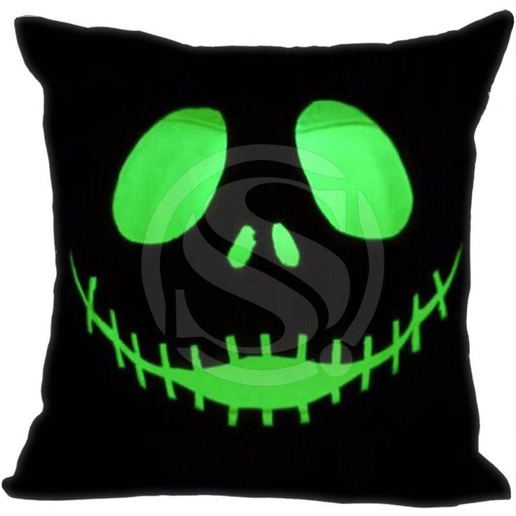 Hot Sale Custom Jack  Nightmare Before Christmas Sally Pillowcase 50X50cm (One Sides)Home  Pillow Cases 9-22T #Affiliate