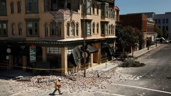 Missing from President Trump's budget: Funds for California's earthquake early warning system