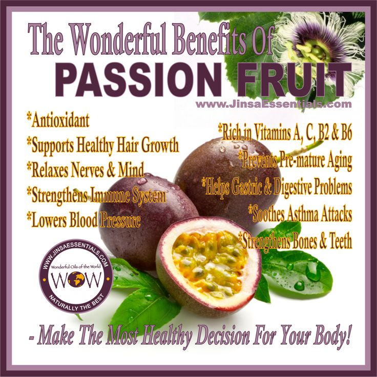 passion fruit beer fruits for healthy living