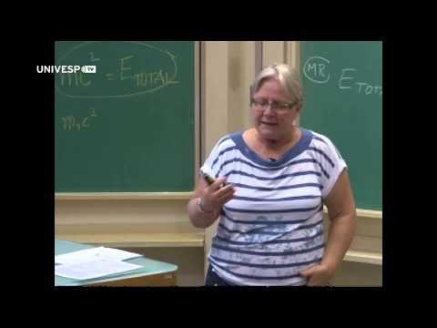 Física IV - Pgm 19 - Teoria da relatividade restrita II