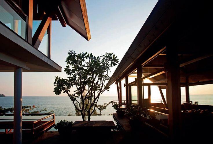 Laemsingh Villa - Tropical Architecture